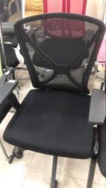 8085-Secretarial Chair