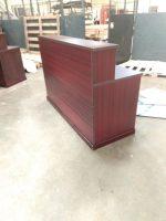 Locally Made Reception Desk 1.6 M