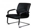 Visitors Chairs Cantilever Leather